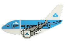 Airplane memory stick CPC93