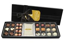 Christmas Box of Chocolates Corporate Gift