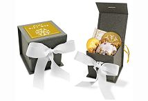 Promotional Christmas Chocolate Mini Gift Box