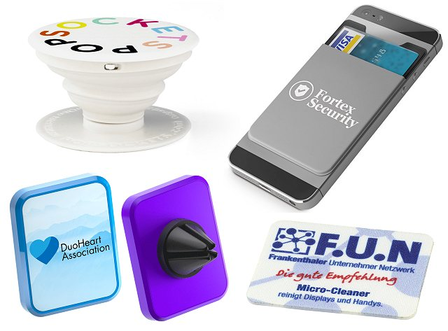 Promotional Mobile Phone Accessories