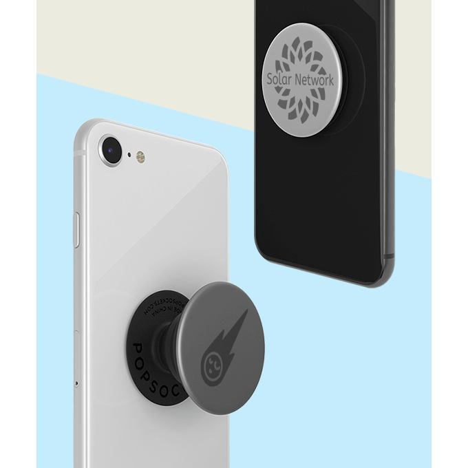 PopSocket Aluminium in and out