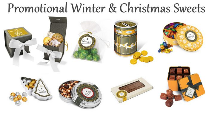 Promotional Christmas Sweets Winter 2021